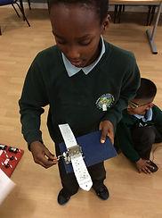 year 4 sound primary science school workshop making music