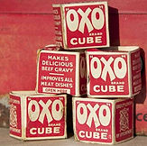 oxo tin from our ww2 artefacts for primary schools box