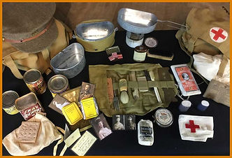 WW1 primary school topic resource box