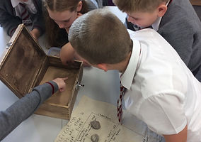 Year 3 rocks and fossils workshop