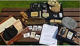 WW2 artefacts for hire for primary schoo