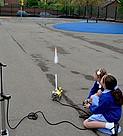 firing rockets in a year 5 space race wo