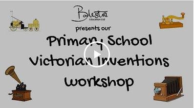 victorian primary workshop trailer video