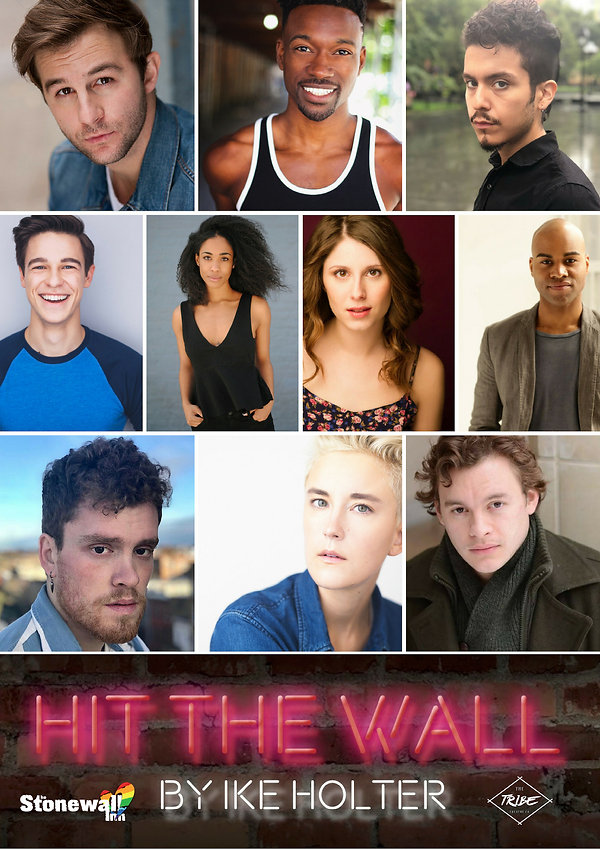Final Actors Announcement with LOGOS - H