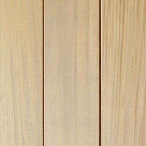 Garapa Terrassenholzdiele mit glatter Oberfläche