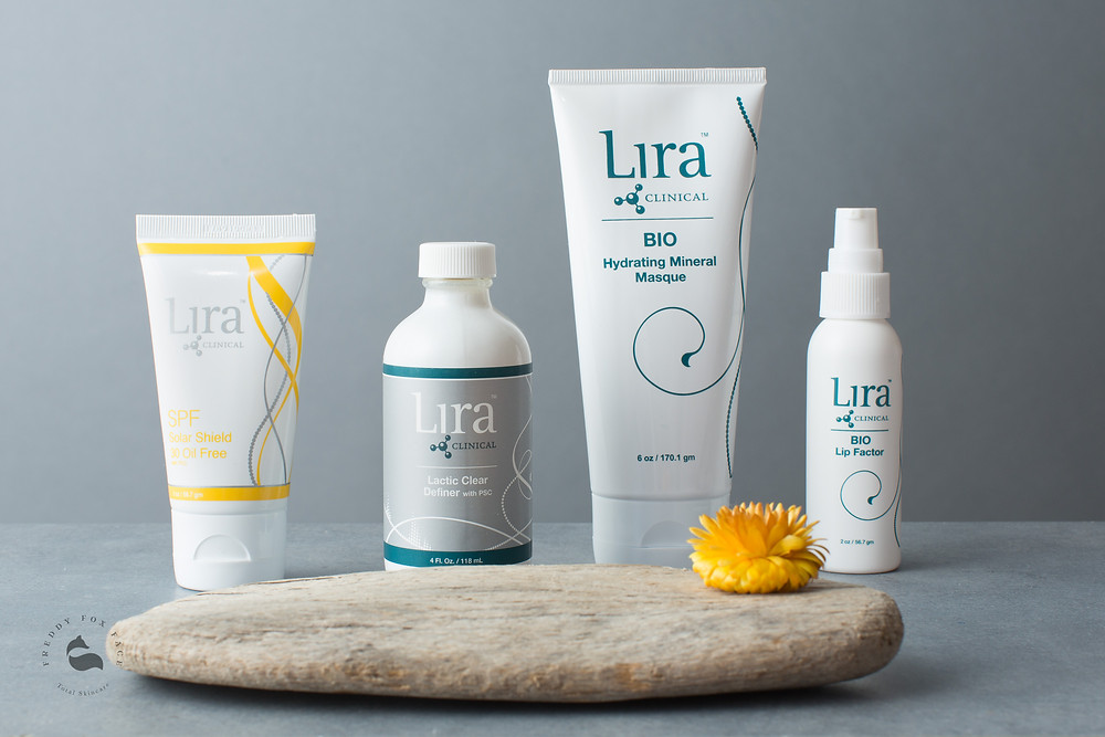 Daily moisturizer and SPF 30 by Lira Clinical Skincare