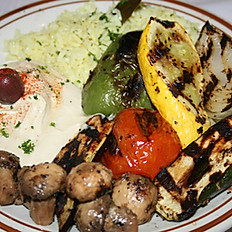 GRILLED FRESH VEGETABLES