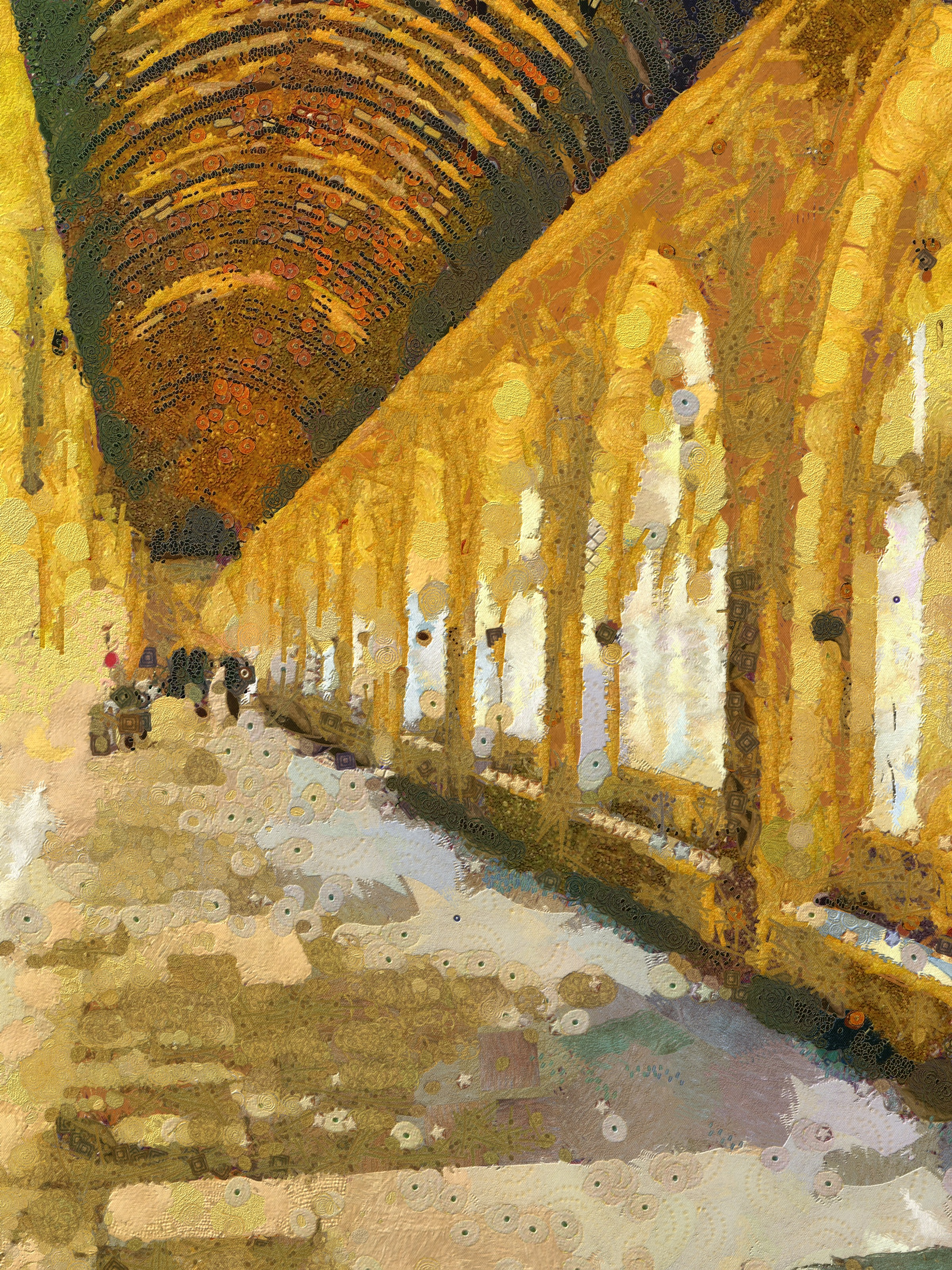 Golden Cloisters