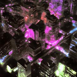 Night View New York