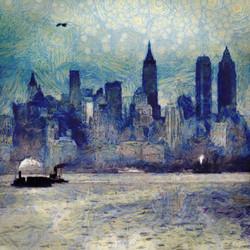 Lower Manhattan Dec 1941
