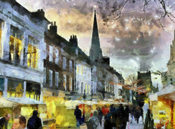 Christmas Market Chichester