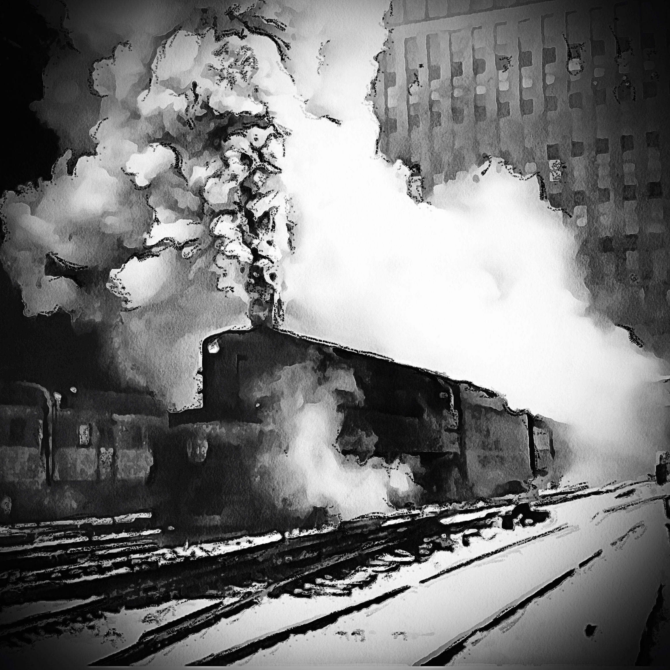 Pennsylvania Railroad PRR S1 6100
