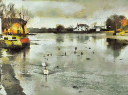 Emsworth Mill Pond 1