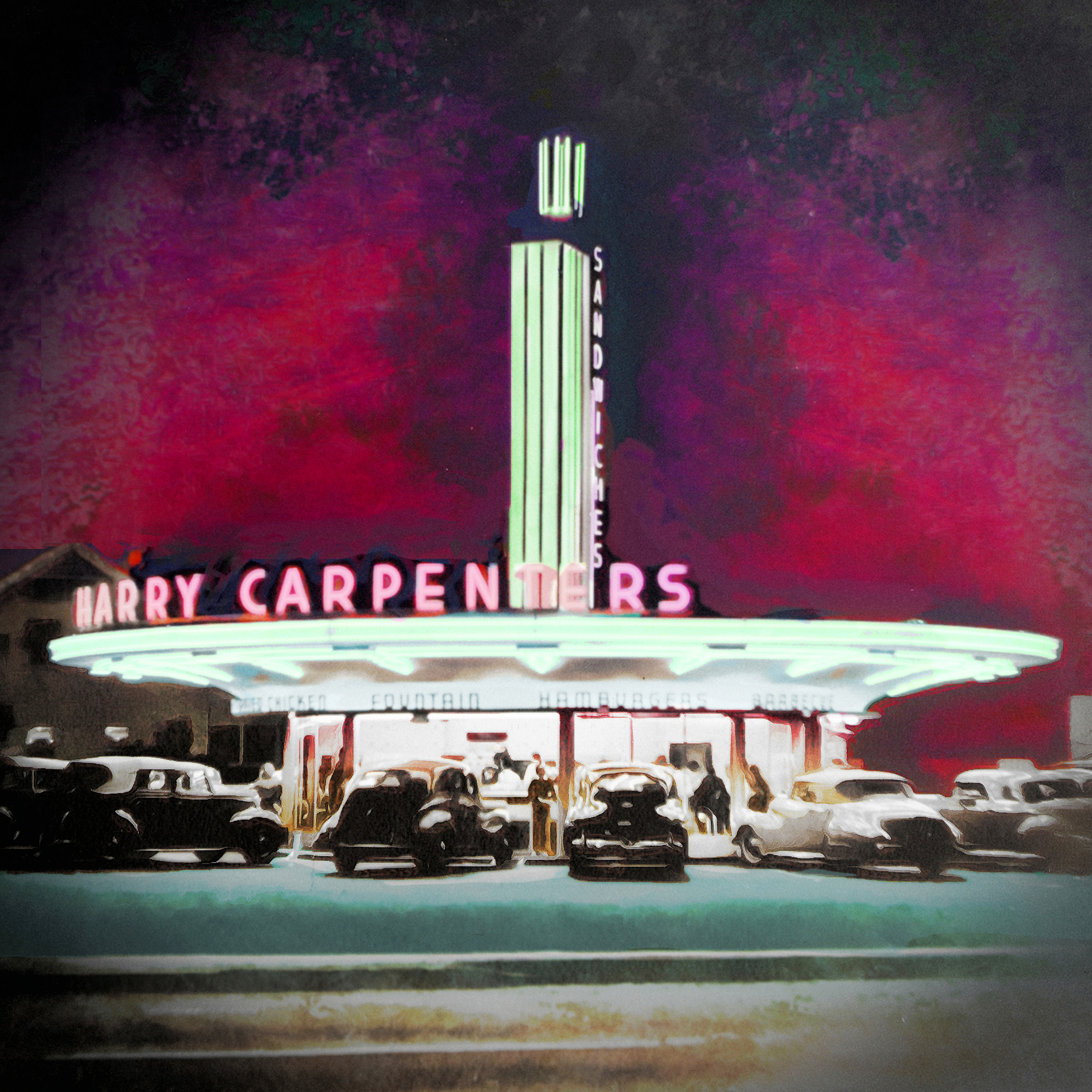 Harry Carpenters Drive-In Restaurant