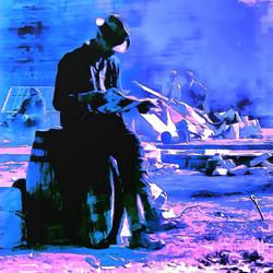 Unemployed Man California 1934