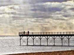 End of Bognor Pier 1