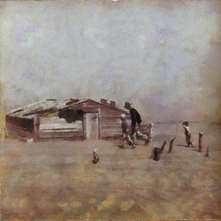 Living in the Dust Bowl 1936