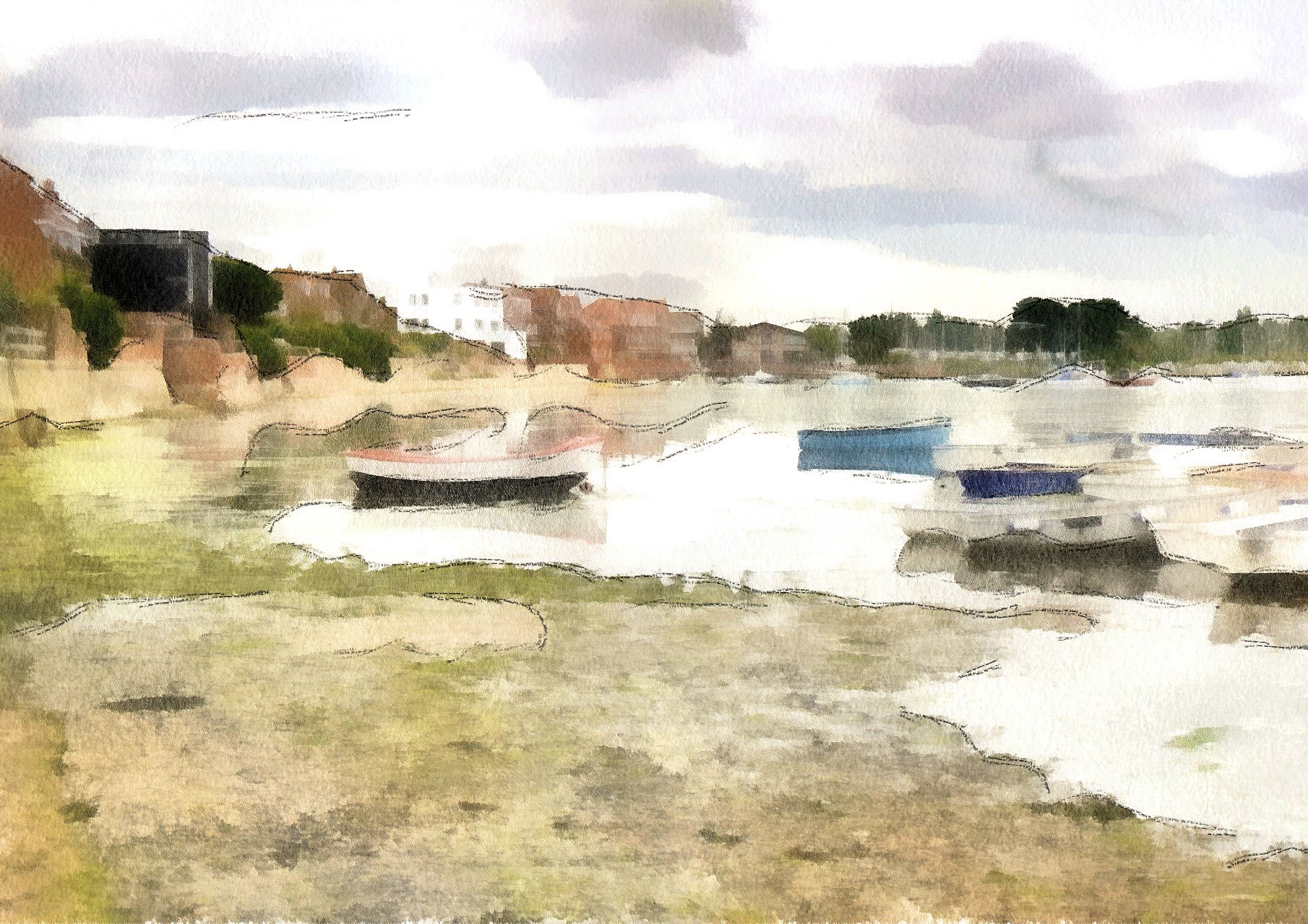 Emsworth Harbour 2