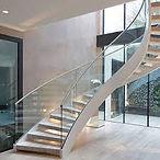 curved glas balustrade stair case.jfif