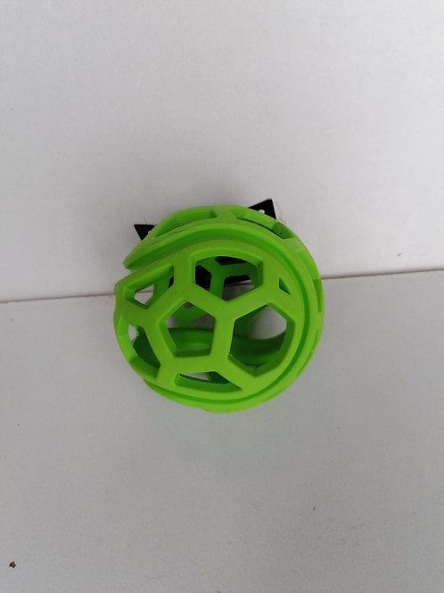 Dog comets bal groen maat M (11,5 cm)