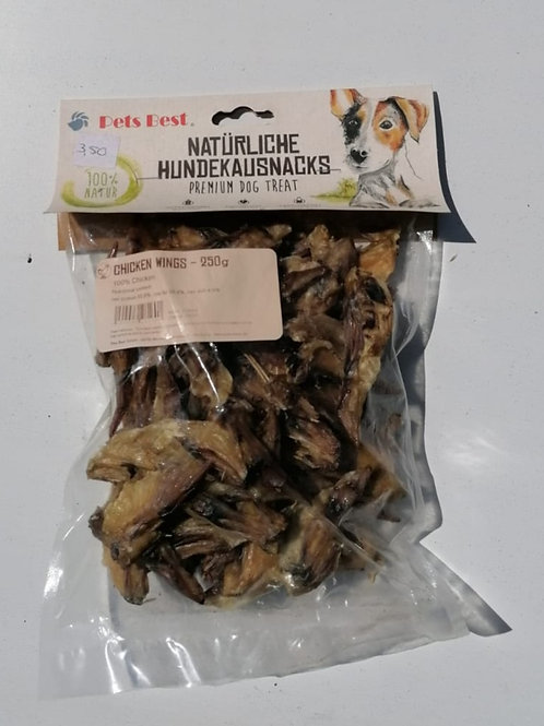 Kippenvleugels 250 gram
