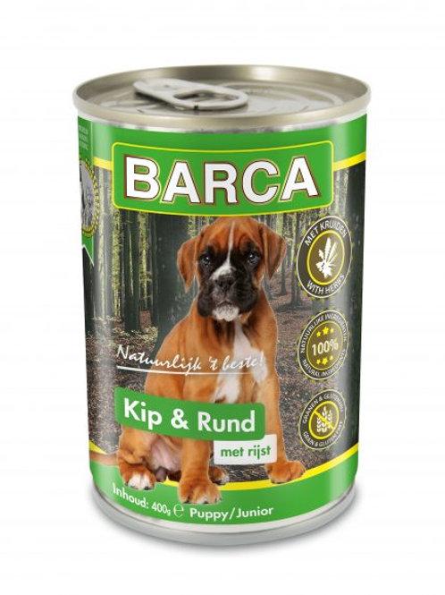 Blik Kip Rund (puppy) Barca