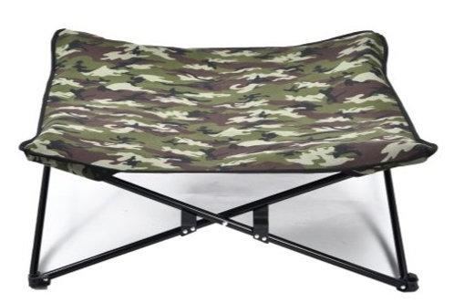 camo groen stretcher inklap bed