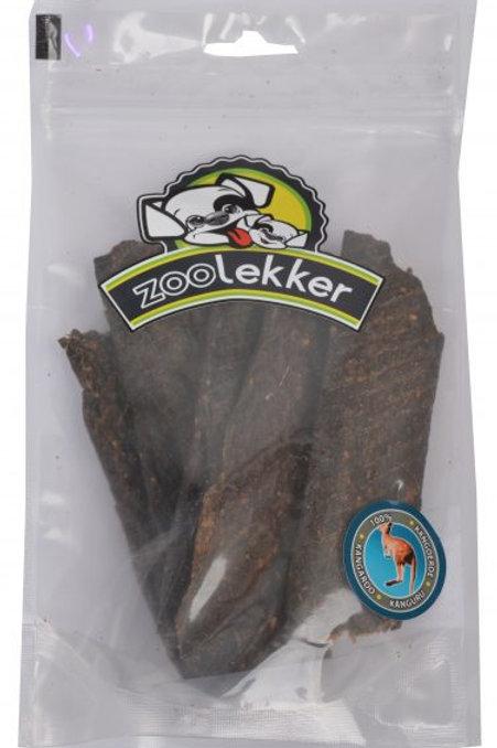 Vleesstrips Kangoeroe Zoolekker