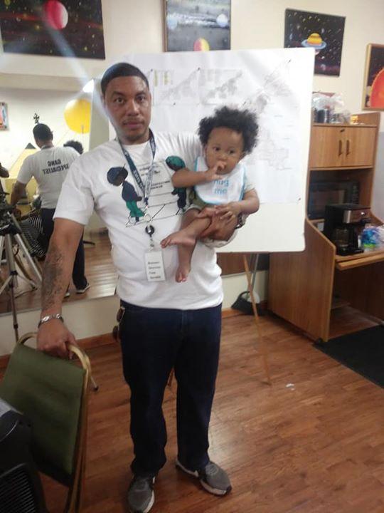 Demetrius & Baby Prophet