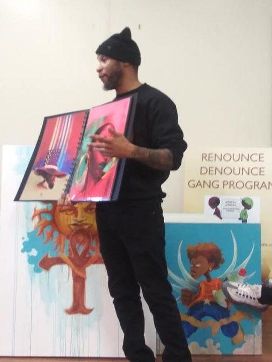 Mr. Kevin Soul-facilitator