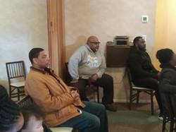 Facilitators @ funeral home