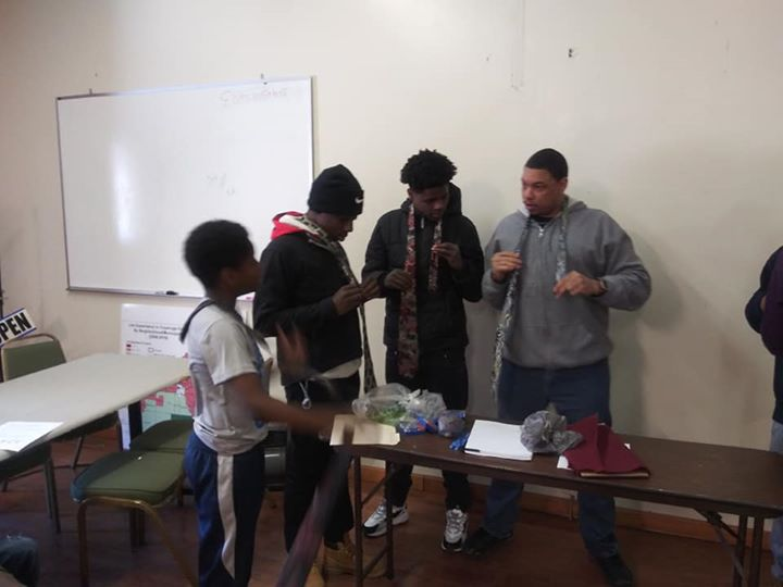 Teaching youth
