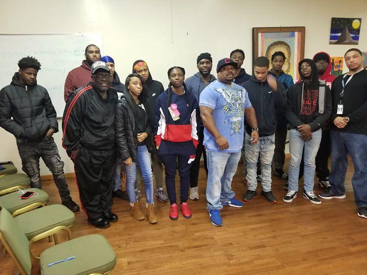 2019 Winter Class photo