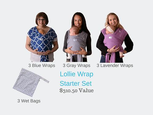 Lollie Wrap Starter Set