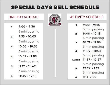 special bell schedule.JPG