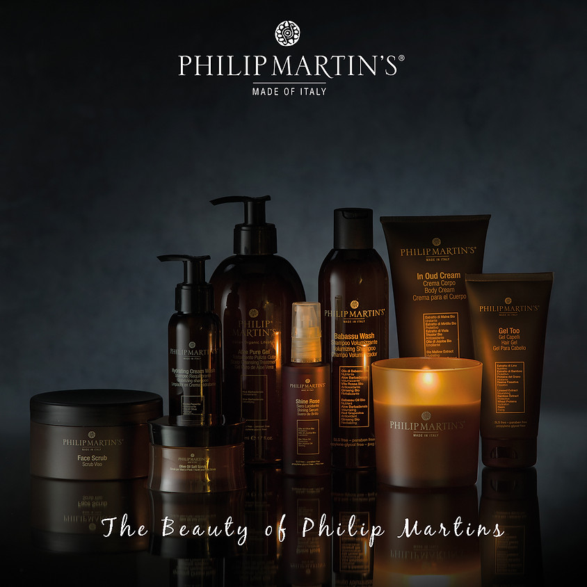 The Beauty of Philip Martins
