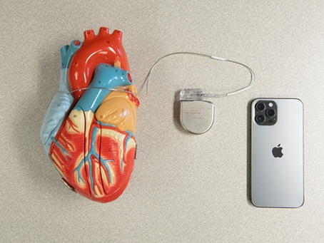 iPhones & Pacemakers Don't Mix