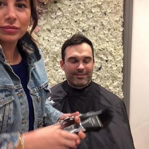 Men's Haircut Tutorial