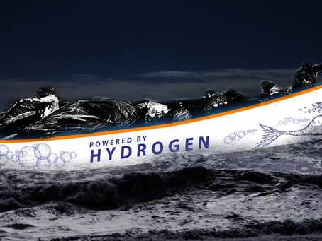 Wrapping the Hydrogen- Resqueboat (2020)