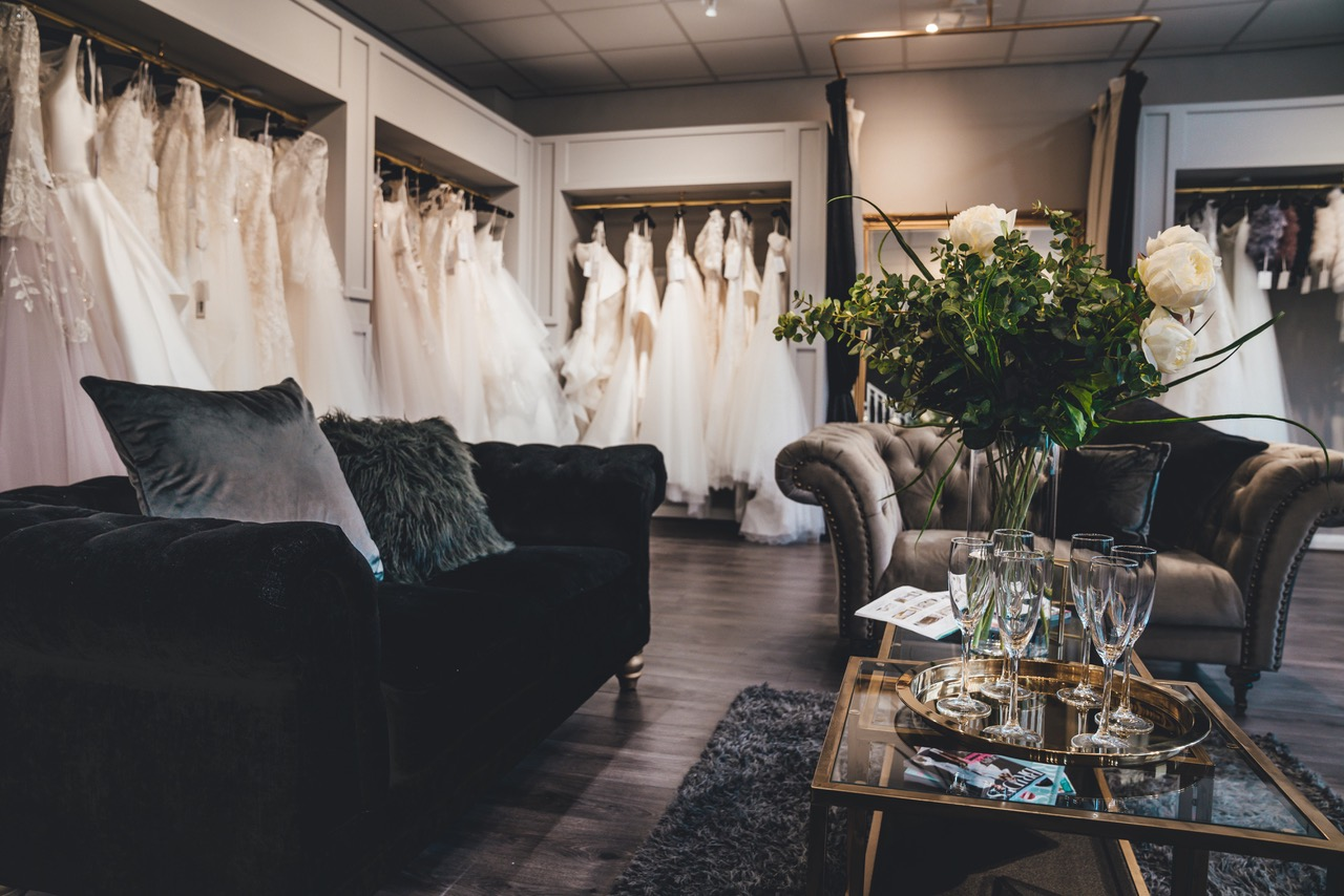 Hummingbird Bridal Studio Sheffield