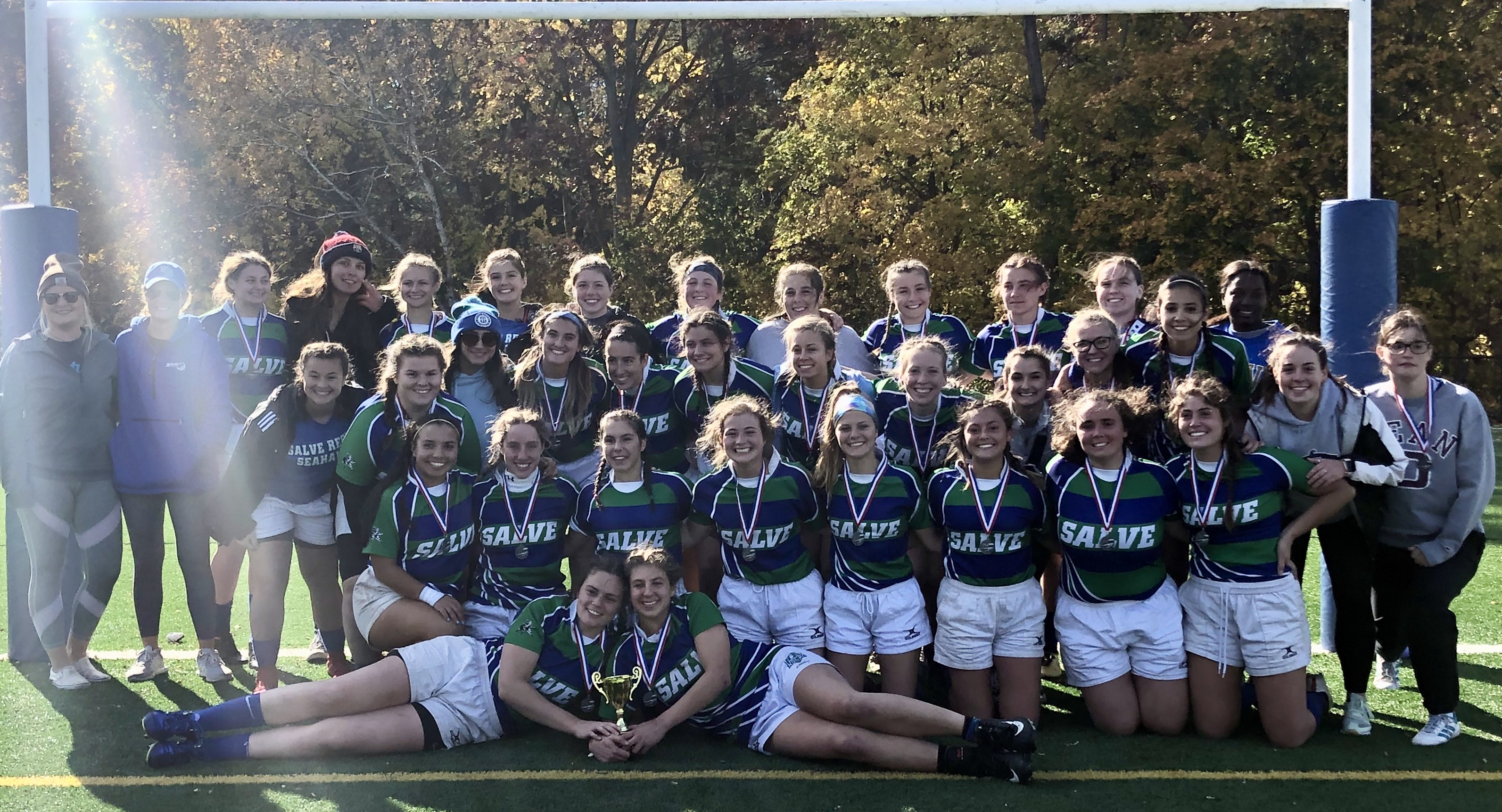 CCRC Women's Runner Up 2019
