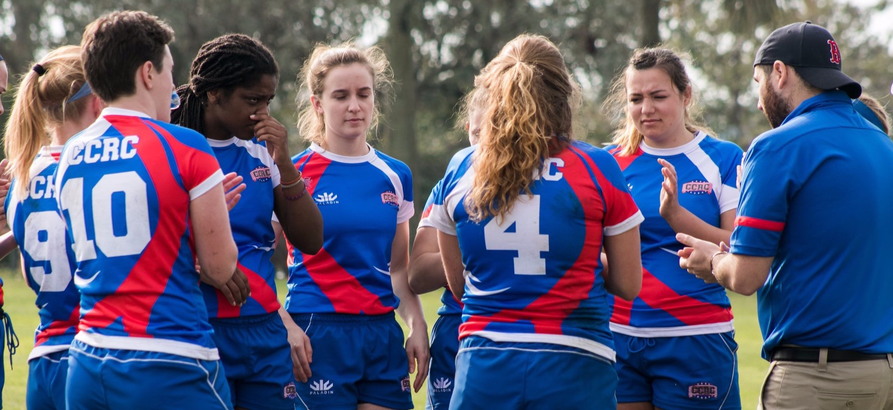 CCRC Women's 7s Allstars