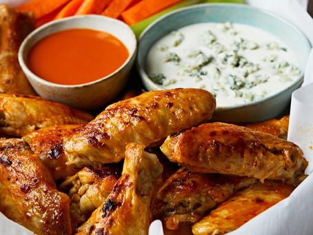 Pressure Cooker Chicken Wings