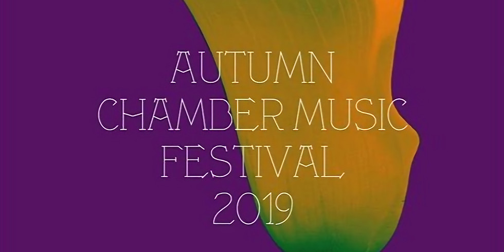 Autumn Chamber Festival 2019