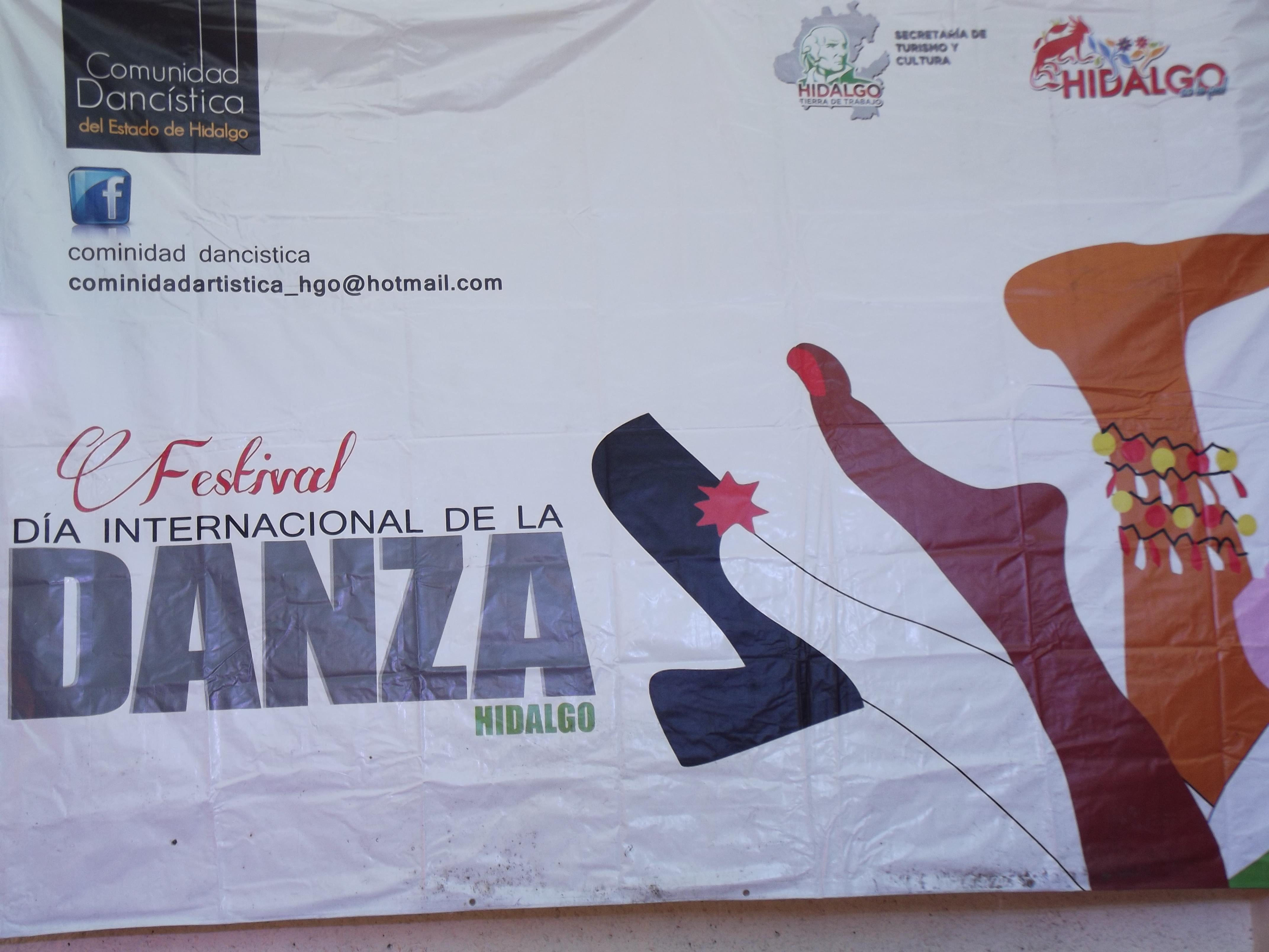 FESTIVAL DE LA DANZA