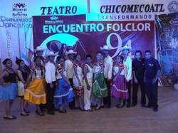 ESPECTACULAR DANCE Y LOS HIJOS DE LA