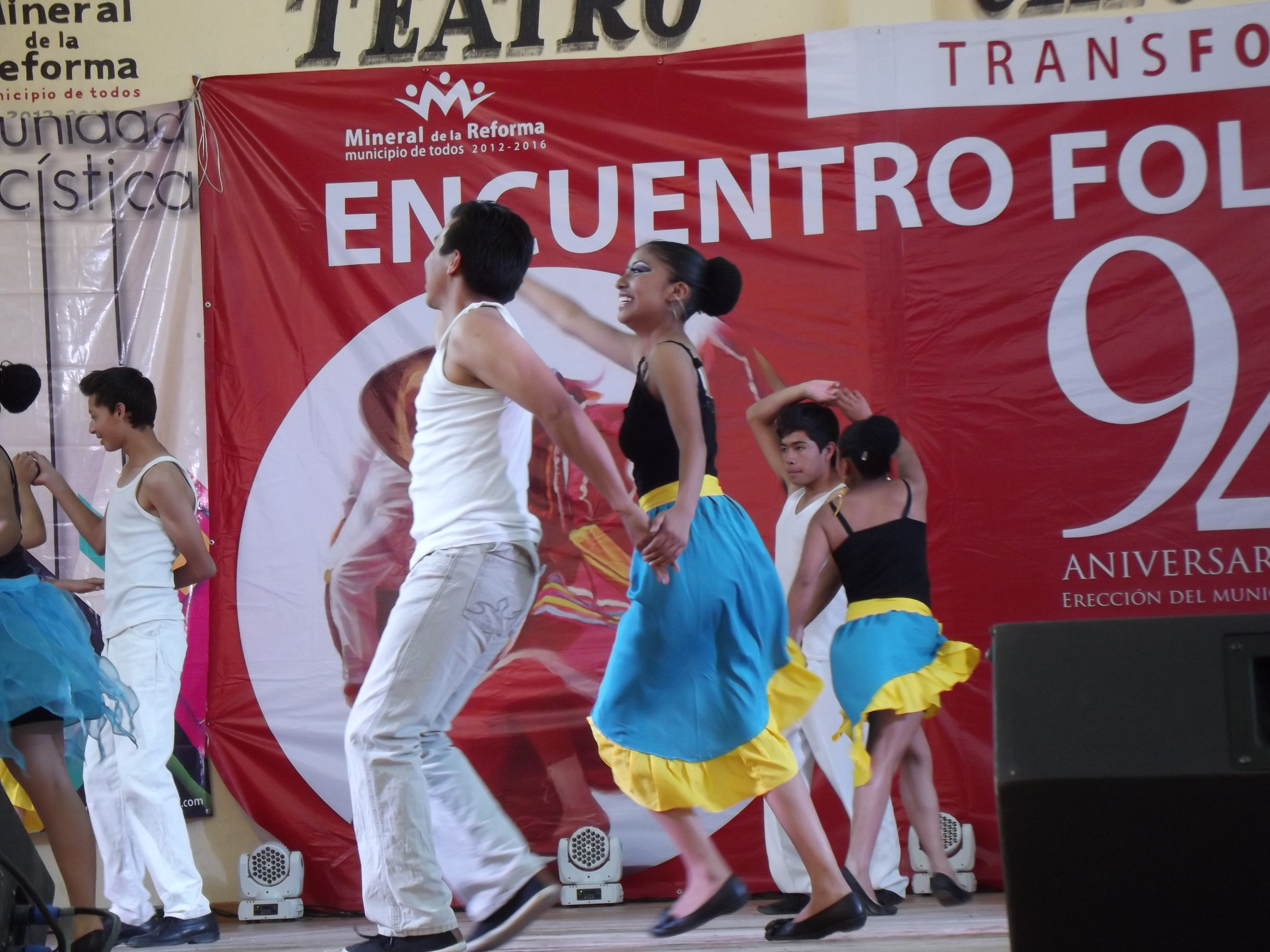 COMPAÑIA DE ESPECTACULAR DANCE