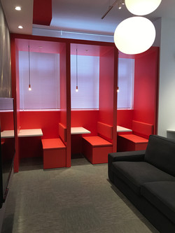 Bento Box booths