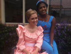 Princess Serena & Jasmine
