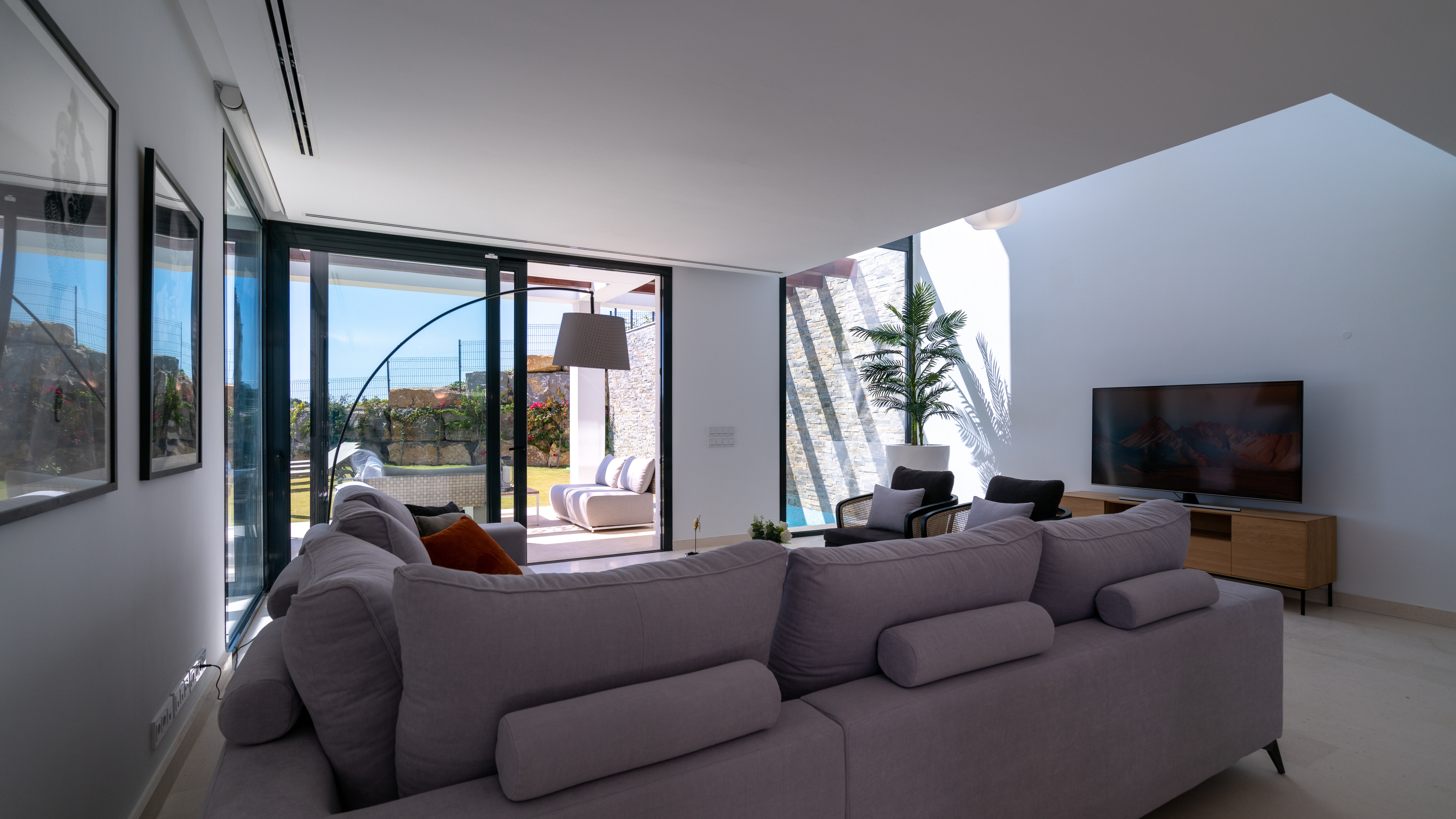 Cabopino Golf - Living Room 1